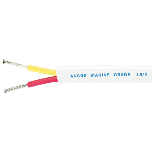 Ancor 12-2 Gauge Flat Safety Wire, by the Spool
