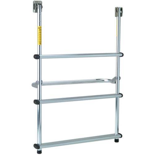 Garelick 3-Step Swinger Pontoon Ladder Sale $149.99 SKU: 329550 ID# 19250:01 UPC# 38203192505 :