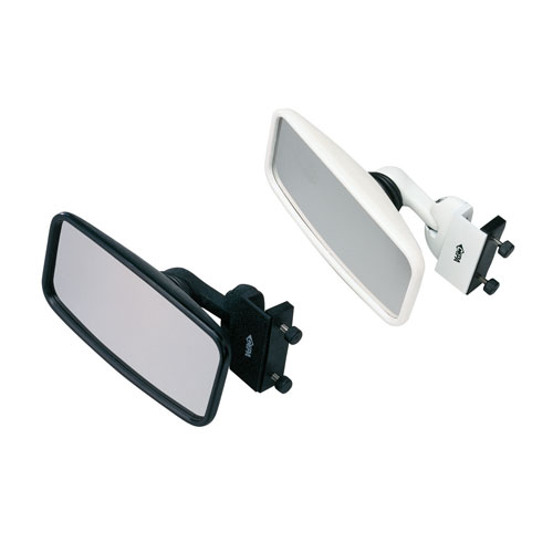 CIPA Concept Two Ski Mirror - White