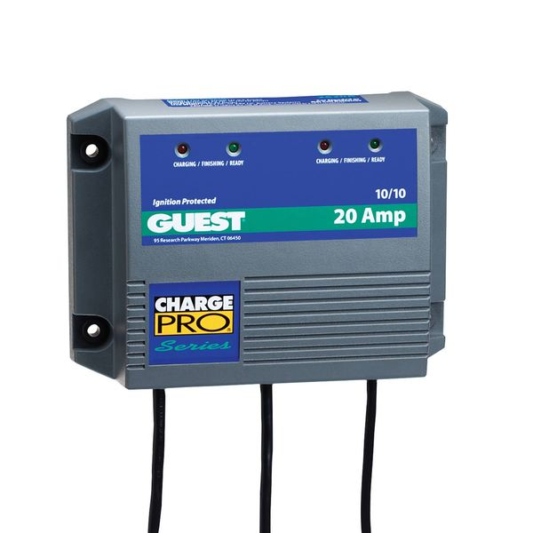 Guest On Board Battery Charger West Marine