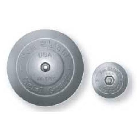 Sea Shield Marine Small Rudder Button 2-3/4