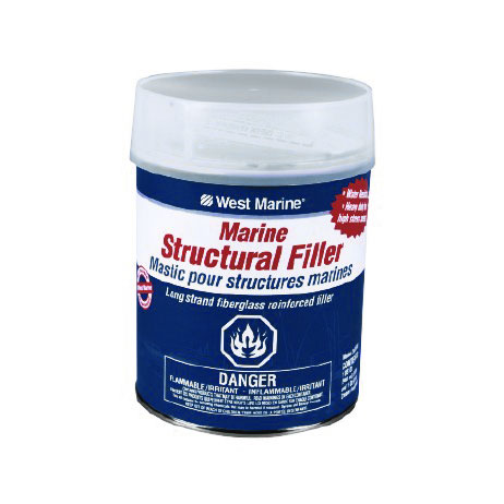 Marine Structural Filler - Quart