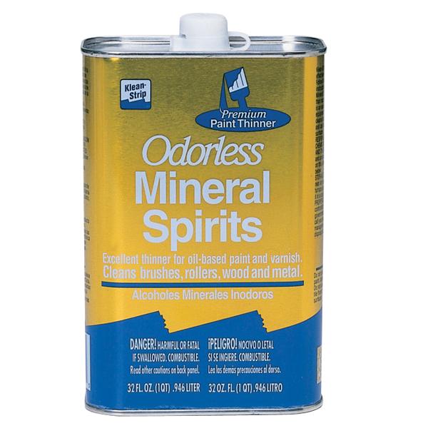Sunnyside Corp. Mineral Spirits, Quart