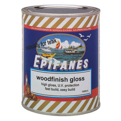 Epifanes Matte Wood Finish - 1000 ML