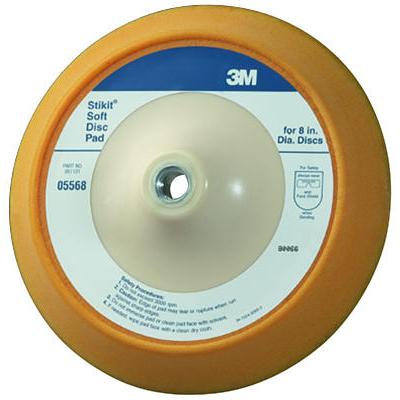 3M 8 Stikit Soft Sanding Disc Pad