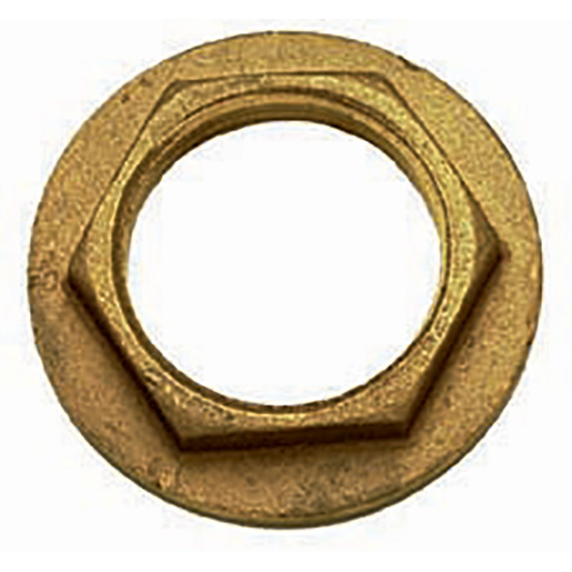 Apollo Valves 1/2 Lock Nut for Thru-Hull