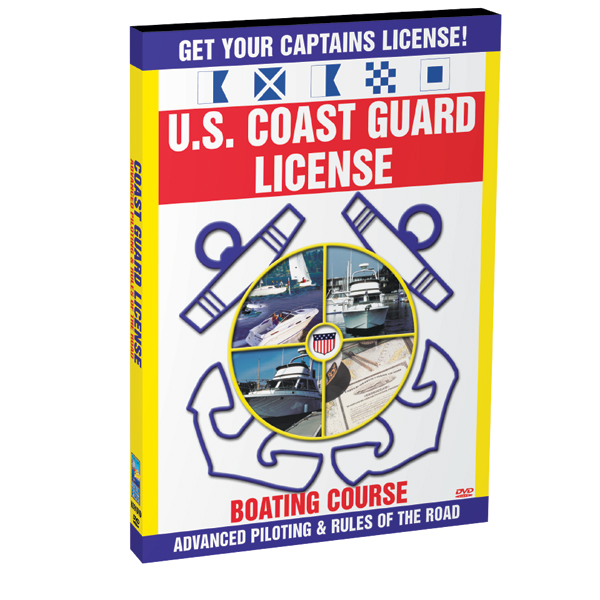 Bennett Marine The Coast Guard License DVD Sale $29.99 SKU: 3714821 ID# N394DVD UPC# 97278003949 :