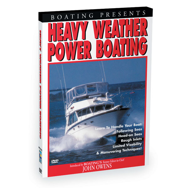 Bennett Marine Heavy Weather Powerboat Handling DVD Sale $24.99 SKU: 3715133 ID# H455DVD UPC# 97278004557 :