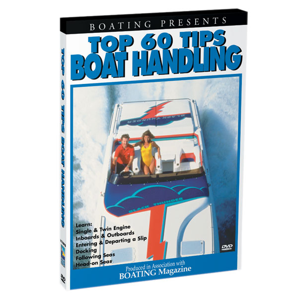 Top 60 Boat Handling Tips DVD