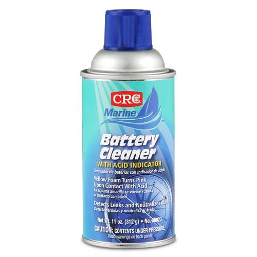 CRC Marine Marine Battery Cleaner Sale $4.59 SKU: 3732260 ID# 6023 UPC# 78254060231 :