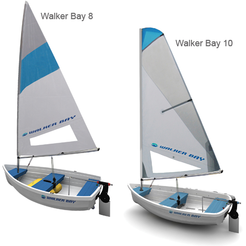 Walker Bay 10 Performance Sail Kit