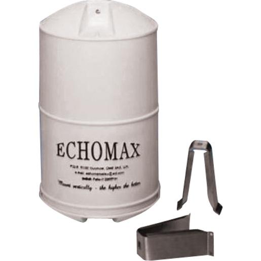 Echomax EM230 Radar Reflector, 18L x 9 1/2dia. Sale $239.99 SKU: 3761582 ID# EM230 MIDIM UPC# 8556300000087 :