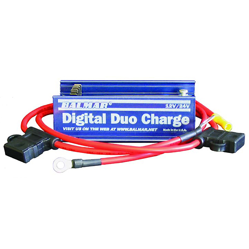 Balmar Digital Duo 12 Volt/24 Volt Regulator