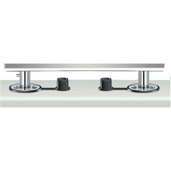 Magma Dual Flush Deck Socket Table Mount, Locking Sale $87.99 SKU: 3779667 ID# T10-526 UPC# 88379200160 :