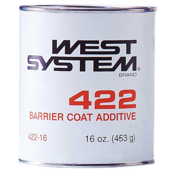 West System #422 Barrier Coat Additive - 16 OZ