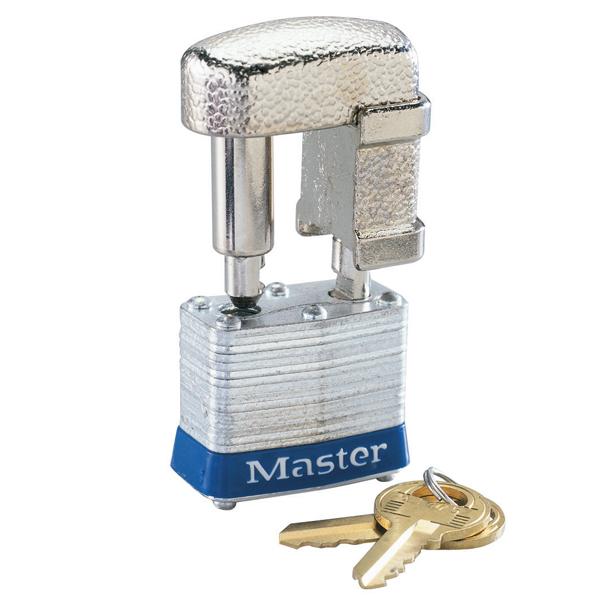 Master Lock Armorlock Coupler Lock Sale $17.99 SKU: 383374 ID# 37D UPC# 71649363405 :