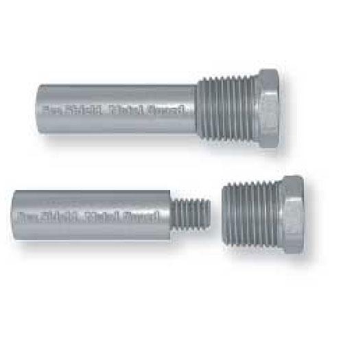 Sea Shield Marine E-0-Spare Anode-Pencil 3/8 x 1-3/4