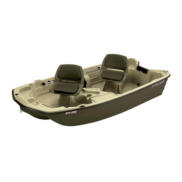 Sun dolphin pro 10 2 fishing boat west marine for Fishing carts walmart
