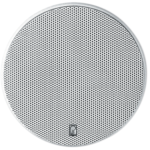 Poly Planar 8 Platinum Round Flush Mount Three-Way Speakers