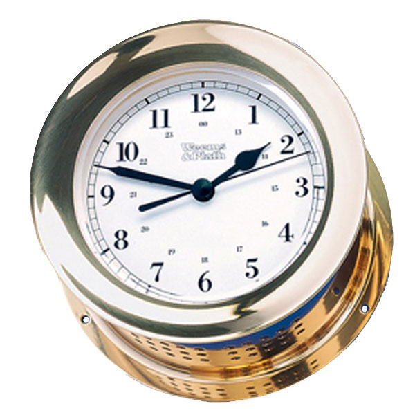 Weems & Plath Atlantis Quartz Clock Sale $319.99 SKU: 390718 ID# 200500 :