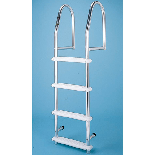 Dotline 4-Step Ladder, 65 x 19