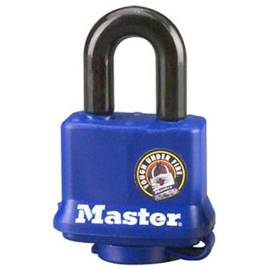 Master Lock Weather-Resistant Padlock Sale $12.99 SKU: 407173 ID# 312D UPC# 71649050381 :