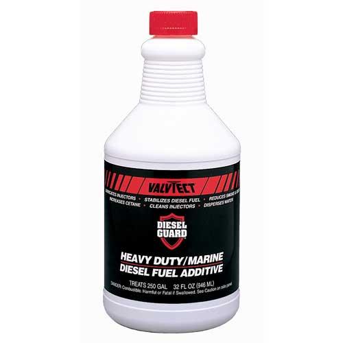 Valvtect Heavy-Duty Marine Diesel Additive - 32 oz.