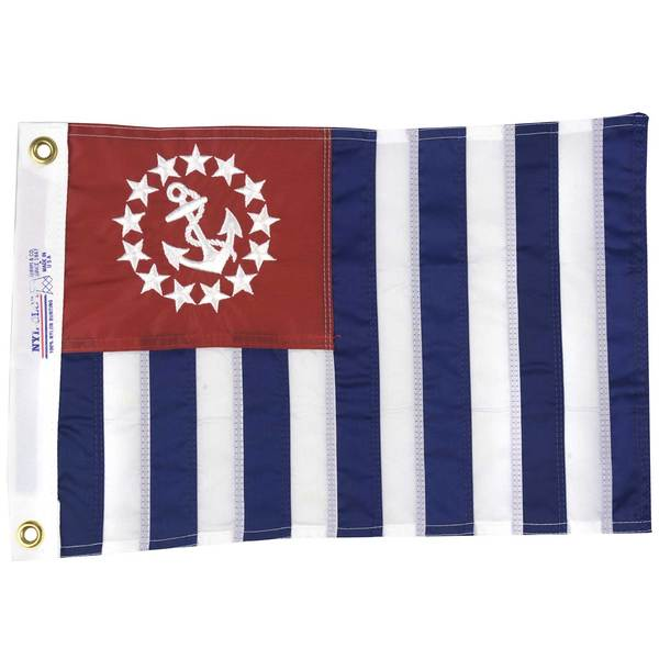 Annin Flagmakers U.S. Power Squadron Flag, 30x20 Sale $22.88 SKU: 424673 ID# 252250WE UPC# 26427522505 :