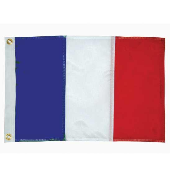 Taylor Made France Courtesy Flag; 12'' X 18''