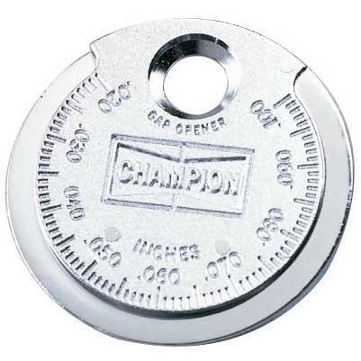 Champion Spark Plugs Spark Plug Gap Tool Sale $3.59 SKU: 425761 ID# CT481 UPC# 37551916719 :