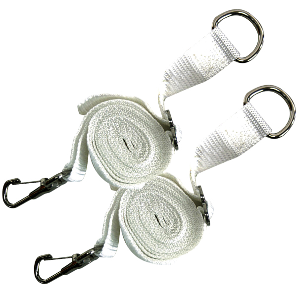 Whitecap Bimini Top 78 Replacement Strap, White, Pair Sale $26.99 SKU: 4509758 ID# S-0245WC UPC# 725060024536 :