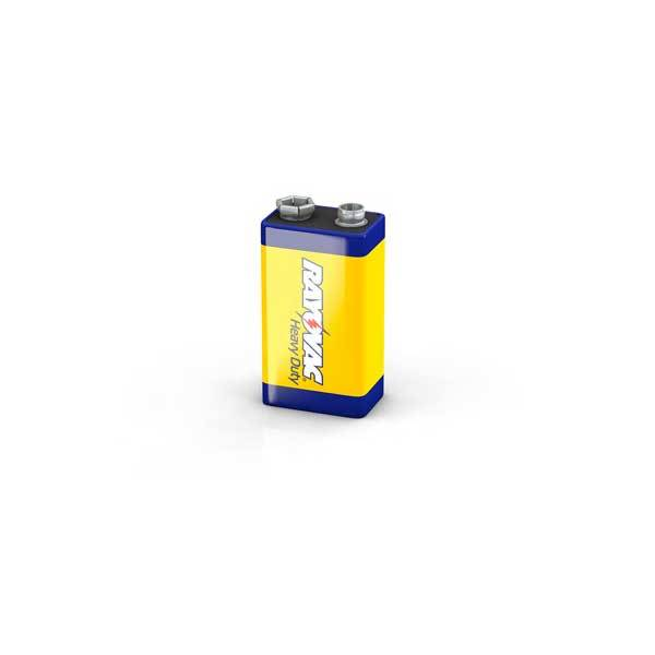 Ray O Vac Alkaline 9V Battery