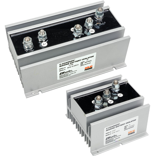 Marine Multi-Battery Isolators