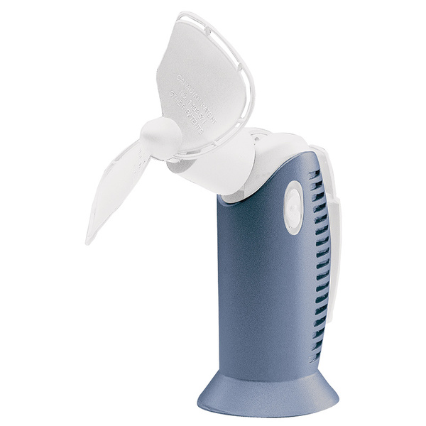 Caframo Tiny Tornado II Fan, Blue/White