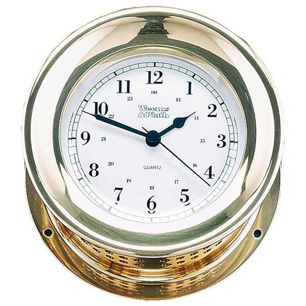 Weems & Plath Orion Quartz Clock Sale $239.99 SKU: 4566238 ID# 400500 UPC# 721002001290 :