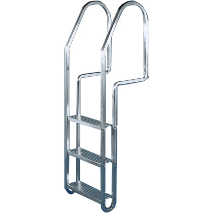 Dock Edge 3 Step Aluminum Dock Ladder Sale $229.99 SKU: 4603734 ID# 2003-F UPC# 776113200308 :