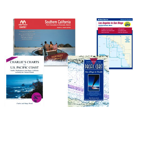 North & South America West Coast Cruising Guides