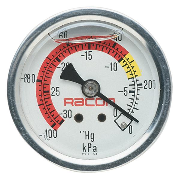 Racor Spin-On Fuel Filter Vacuum Gauge Sale $109.99 SKU: 466144 ID# 1606B UPC# 706672000989 :