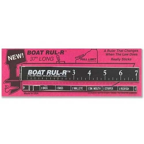 Worldwide Marine 37 Boat Ruler