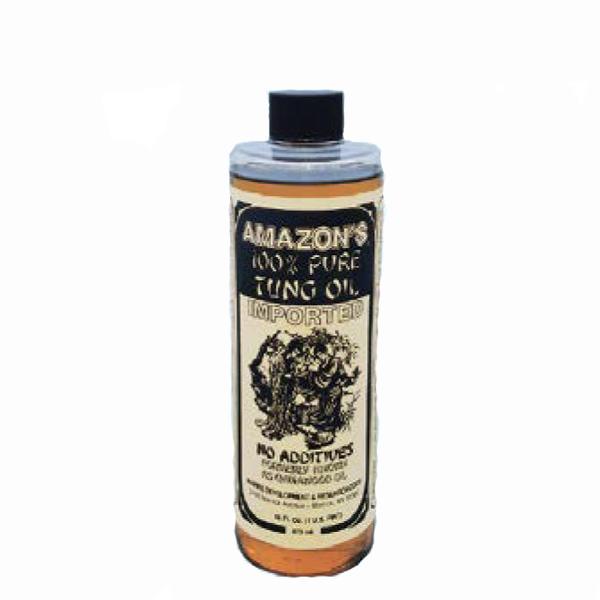 Amazon Tung Oil, 16 Oz.