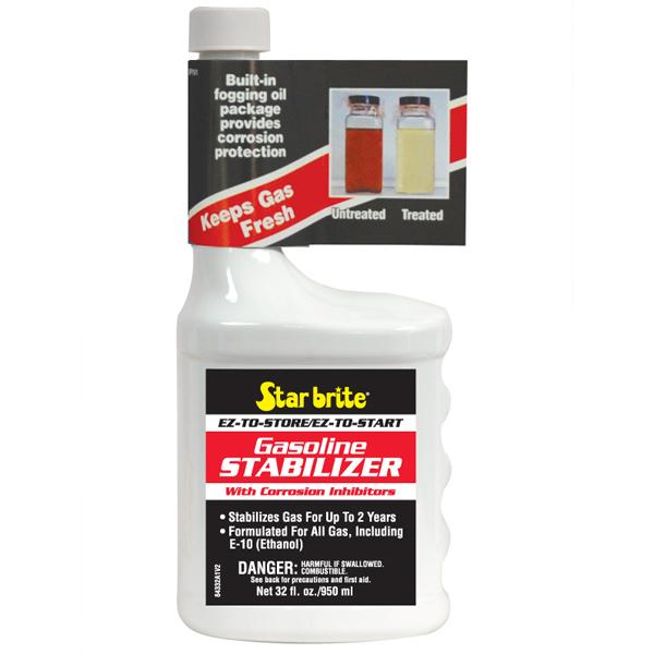 Star Brite EZ-To-Start Fuel Additive/Stabilizer, 32oz. Sale $19.99 SKU: 4754693 ID# 84332 UPC# 71247843323 :