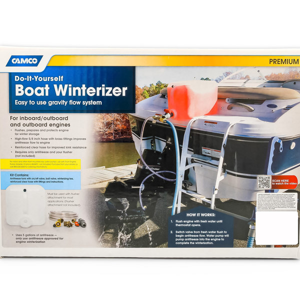 Camco Inboard/Outboard Winterizing Kit Sale $52.99 SKU: 4754859 ID# 65501 UPC# 14717655019 :
