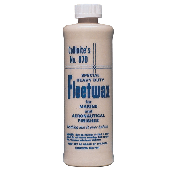 Heavy-Duty Fleetwax, Pint