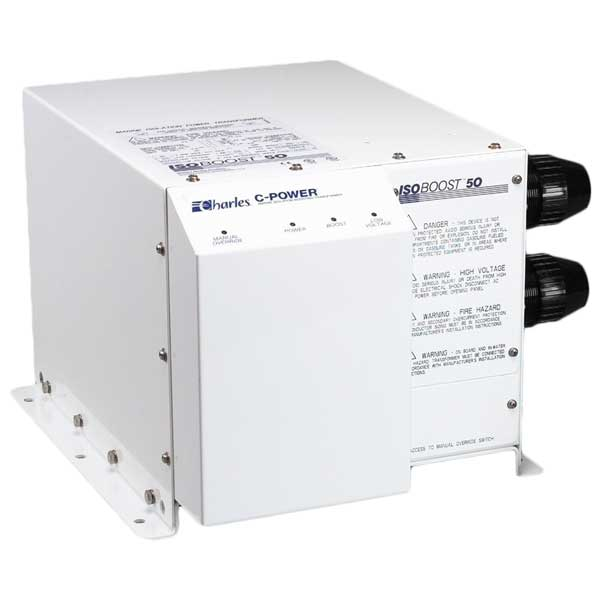 Charles Marine Iso-Boost Automatic Isolation and Boosting Transformer
