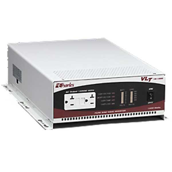 Charles Marine 1500 Watt, 12 Volt Tru-Sinewave Inverter