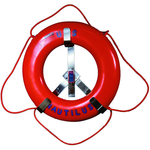 Cal June Ring Buoy Rack, 24
