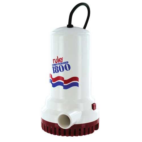Rule Industries 110V AC Automatic Bilge Pump Sale $199.99 SKU: 514847 ID# A53S-24 UPC# 42237083036 :