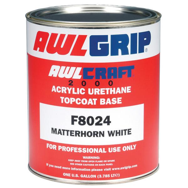 Awlgrip Matterhorn Acrylic Urethane Paint White Gallon West Marine