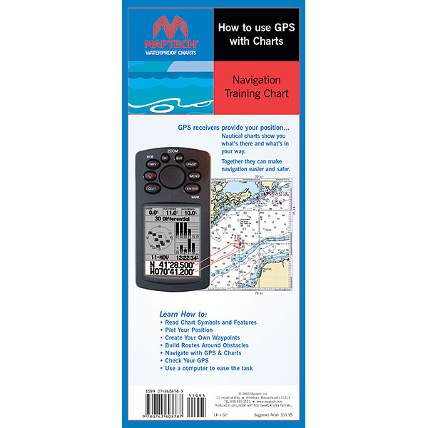 Maptech How to Use GPS with a Chart