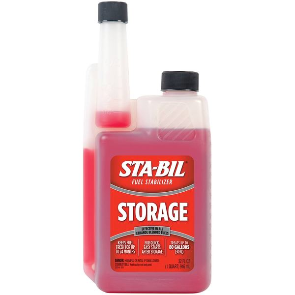 Sta Bil Sta-Bil Gas Stabilizer, 32 oz.